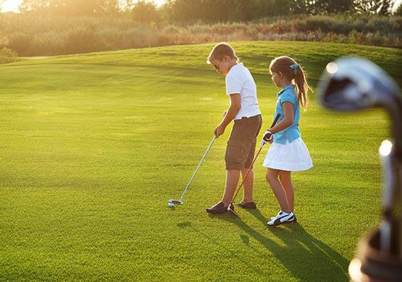jeugd golfles