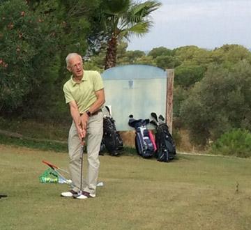 prive les golf