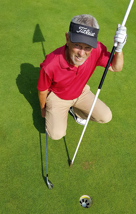 Ko Dooms Hole in one